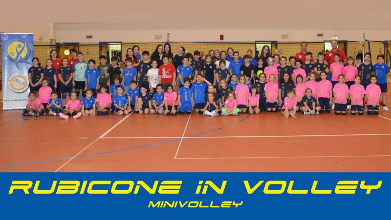 Rubicone In Volley - MiniVolley - 2017-2018