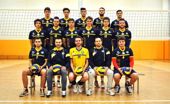 Rubicone In Volley - Prima Divisione Maschile - 2014-2015