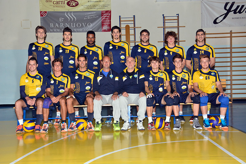 Rubicone In Volley Serie C Maschile 2016-2017