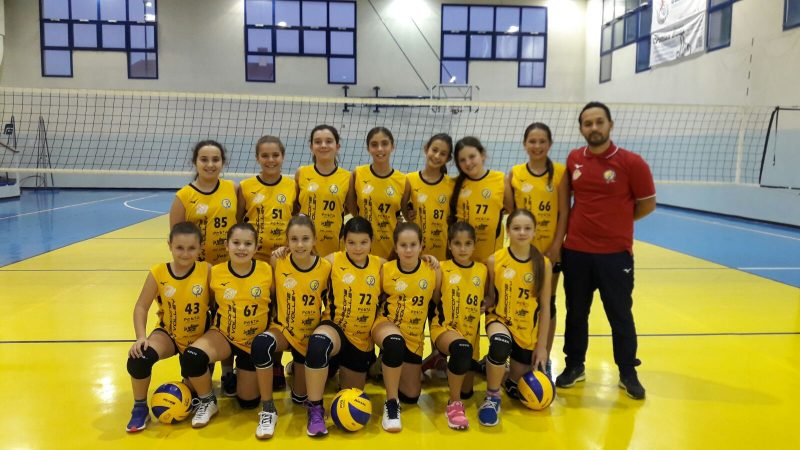 Rubicone In Volley Under 12 femminile 2017-2018