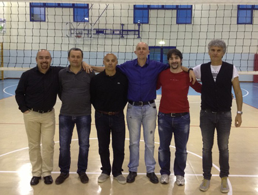 Dirigenti Rubicone In Volley