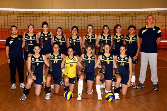 Rubicone In Volley Serie D Femminile 2014-2015