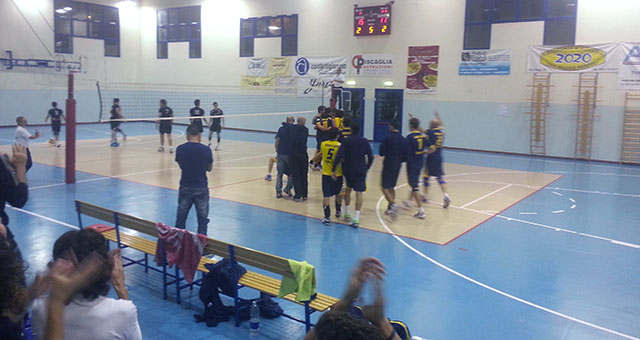 Rubicone In Volley vince al tie break contro Forlì