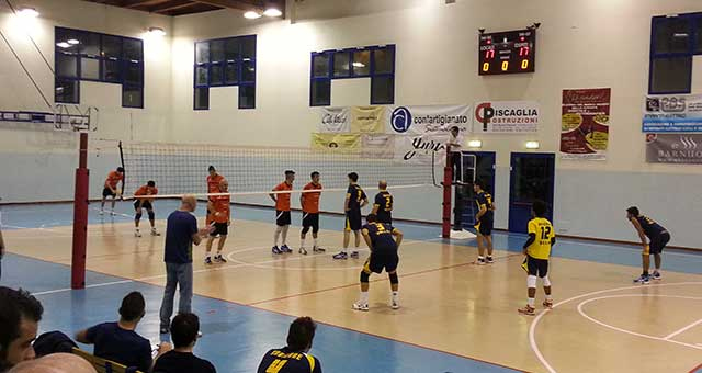 Rubicone In Volley - Sa.Ma. Volley