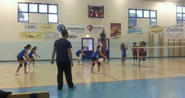 Under 14 Rubicone In Volley - prime partite