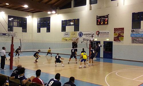 Rubicone In Volley si riscatta contro Pallavolo Imola