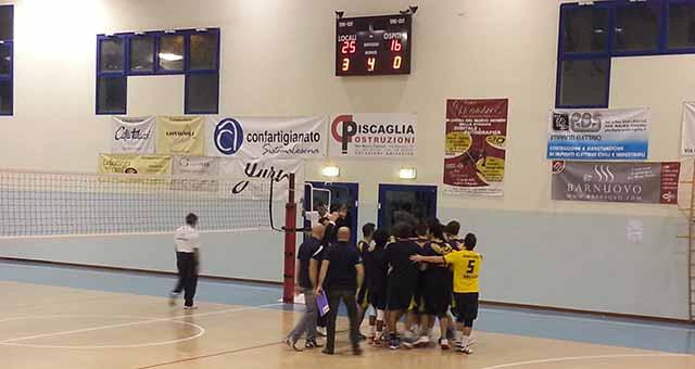 Rubicone In Volley vince contro Pallavolo Imola