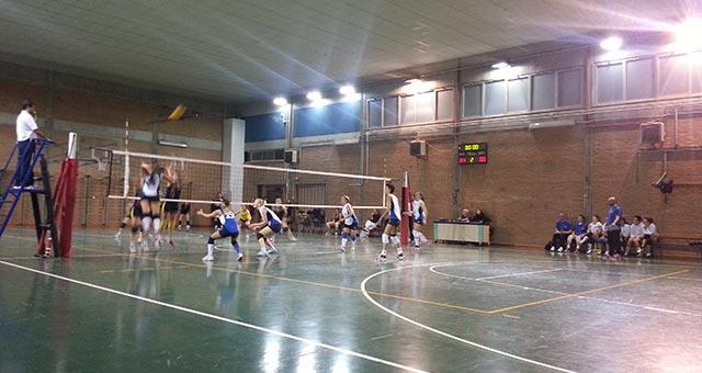 Alfonsine vs Rubicone In Volley