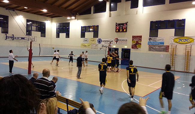 Rubicone In Volley vs Cesenatico - Vittoria