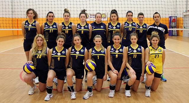 Seconda Divisione Femminile Rubicone In Volley