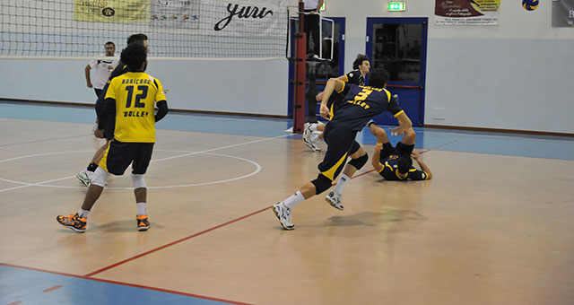 Savena Volley vs Rubicone In Volley