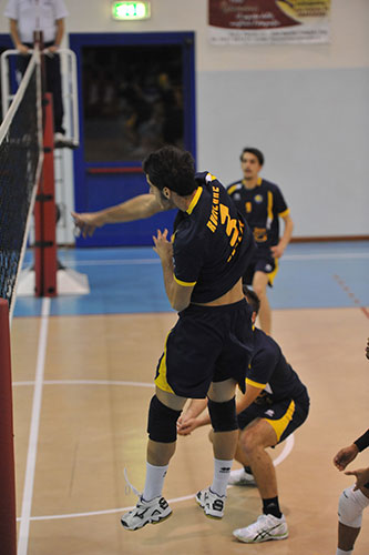 Savena Volley vs Rubicone In Volley