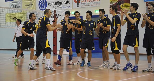 Involley vs Rubicone In Volley 3 - 2