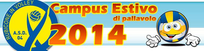 Campus Estivo di Pallavolo 2014