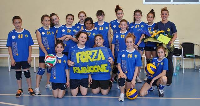 Rubicone In Volley - Under 12 - Finale CSI Rimini
