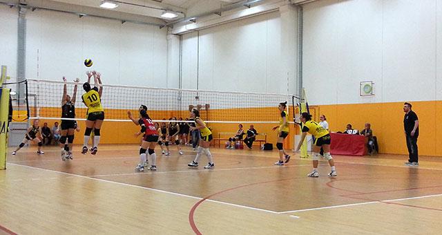Rubicone In Volley vs Pallavolo Novellara