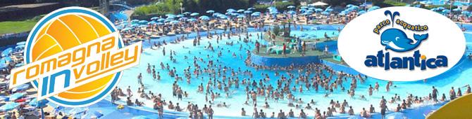 Festa Romagna In Volley ad Atlantica - Giugno 2014