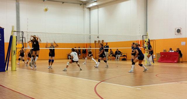 Serie D Femminile - Vittoria - Rubicone In Volley