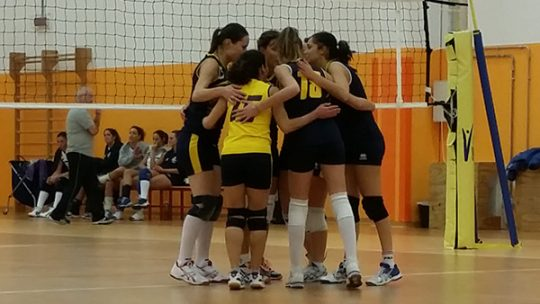 Serie D Femminile - Rubicone In Volley vs PGS Omar Volley - 2