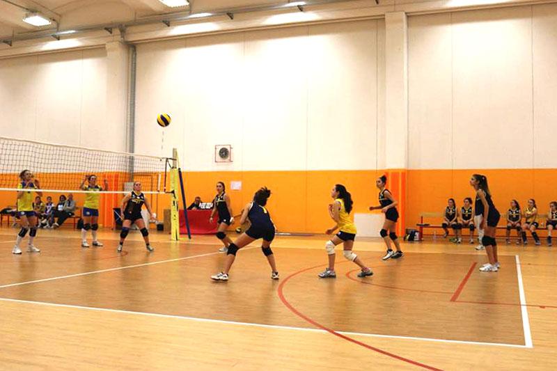 Rubicone In Volley - Seconda Divisione Femminile - campo