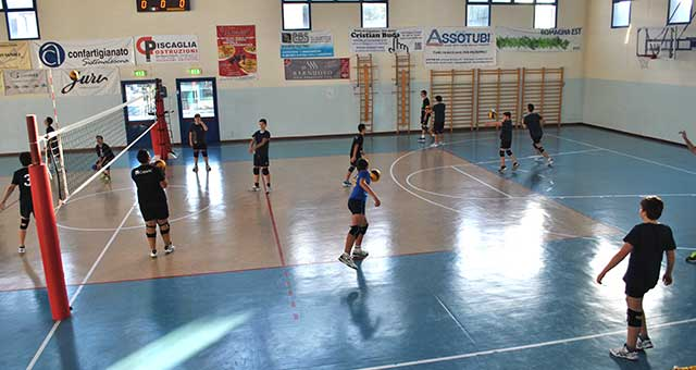 Rubicone In Volley - Under 15