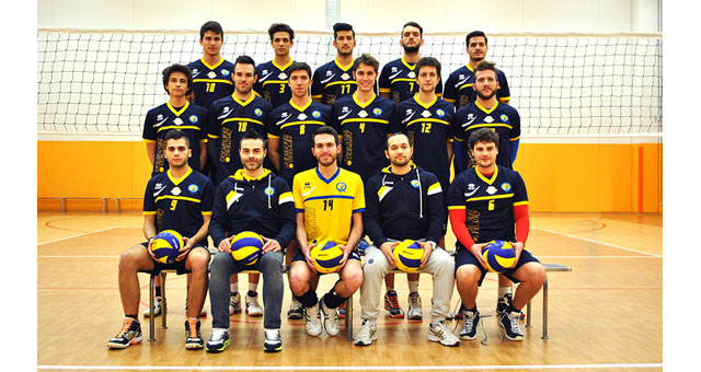 Rubicone In Volley - Prima Divisione Maschile - 2014-2015