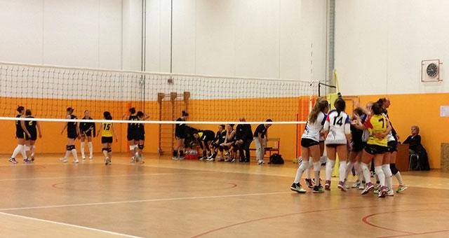 Rubicone In Volley - Serie D Femminile - Stuoie Baracca Lugo Volley - finale