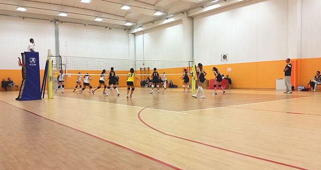 Rubicone In Volley - Serie D Femminile - 2014-2015