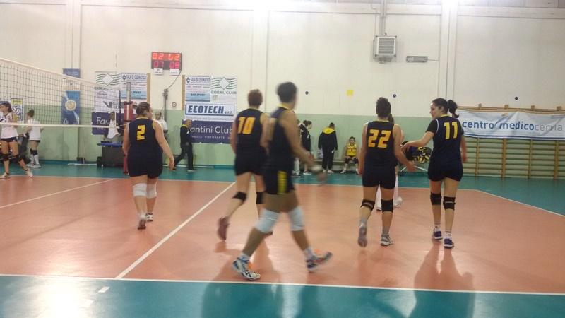 Rubicone In Volley - Serie D femminile - Cervia 02