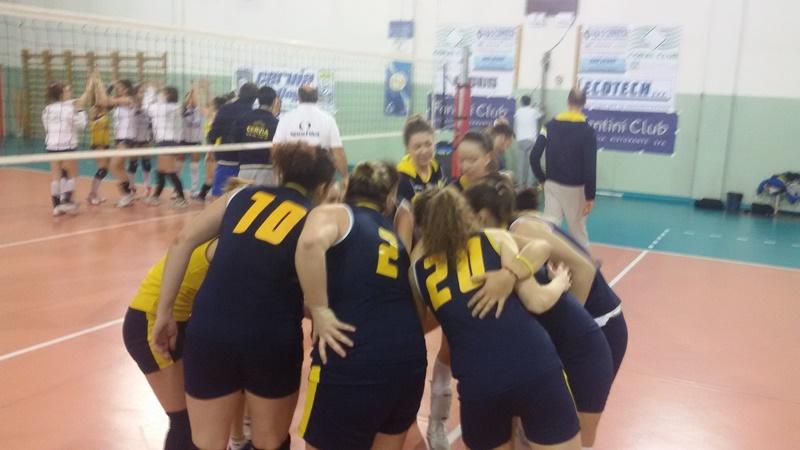 Rubicone In Volley - Serie D femminile - Cervia 04