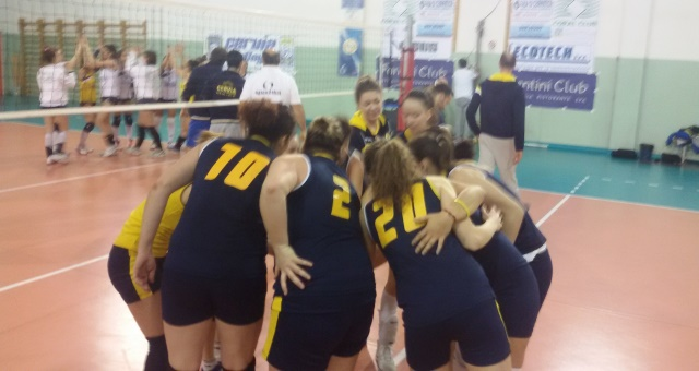 Rubicone In Volley - Serie D femminile - Cervia - intro