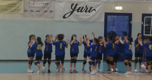 Rubicone In Volley - Under 12 Femminile - RIV Champion Verde - ASD Arcobaleno - intro