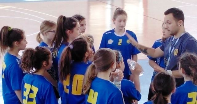 Rubicone In Volley - Under 12 Femminile - RIV Champion Giallo - VCC Maschile - intro