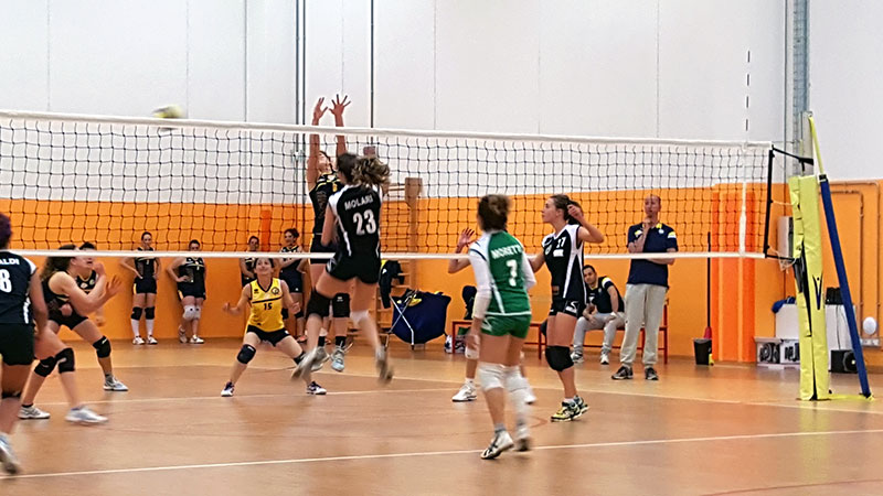 Rubicone In Volley vs Around Team - 01