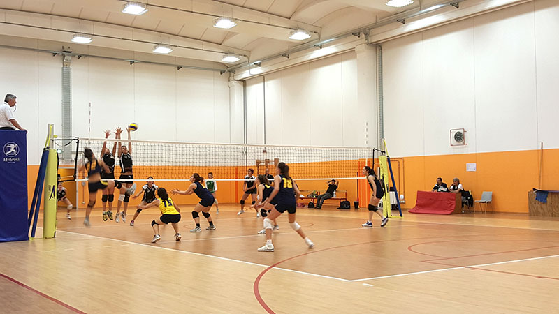 Rubicone In Volley vs Around Team - 02