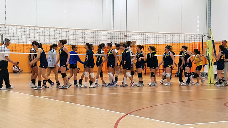 Rubicone In Volley vs Around Team - 03