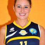 Alessandra Turchiarulo - Rubicone In Volley - Serie D Femminile 2015-2016