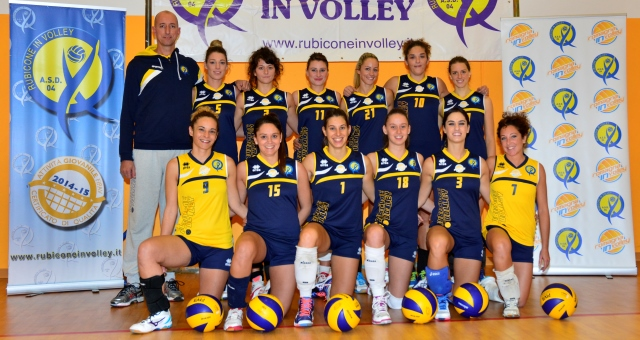 Rubicone In Volley - Serie D Femminile - 2015-2016 - Intro