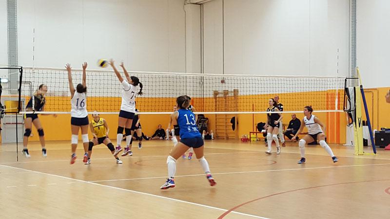 Rubicone In Volley vs PGS Omar Volley - Serie D Femminile - 01