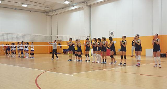 Serie D Femminile - Rubicone In Volley vs Cercas Riv - intro