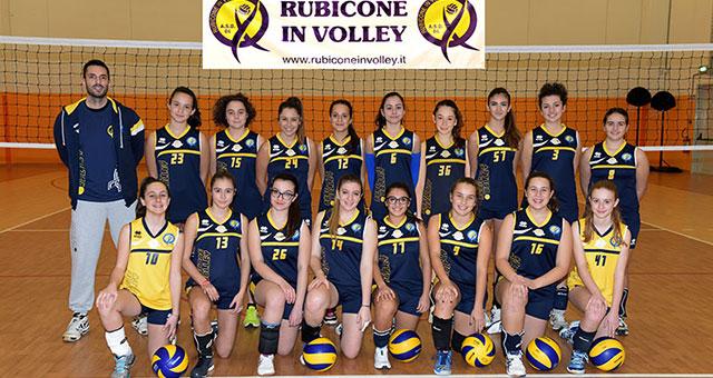 Rubicone In Volley - Seconda Divisione Femminile - 2015-2016