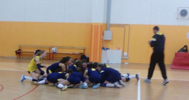 Rubicone In Volley - Under 16 - Vittoria Villa Verucchio