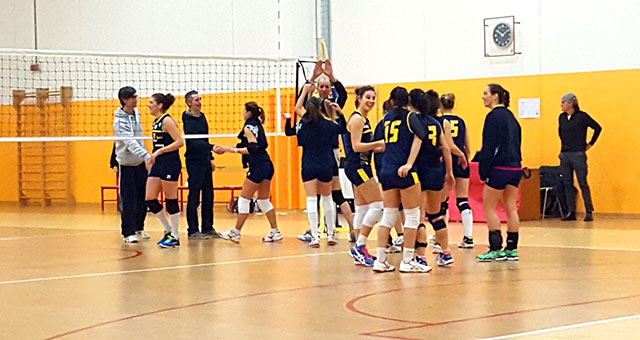 Rubicone In Volley vs MassaVolley