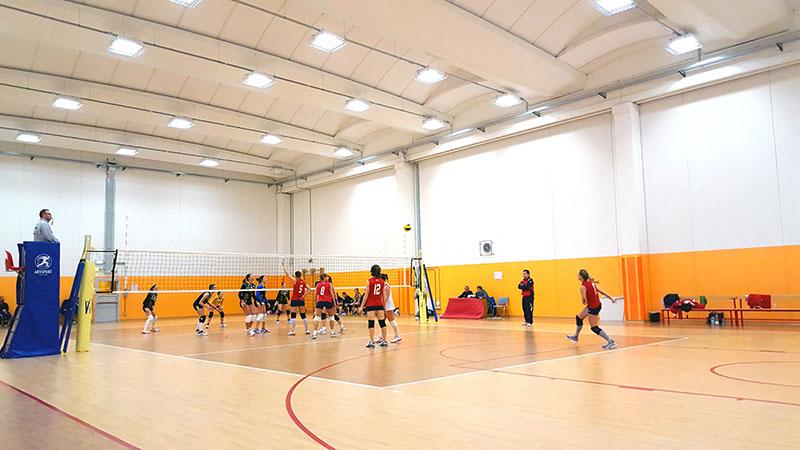 Serie D Femminile - Rubicone In Volley vs Acsi Volley Ravenna
