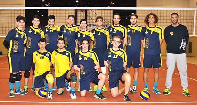 Rubicone In Volley - Prima Divisione Maschile - 2015-2016 - intro