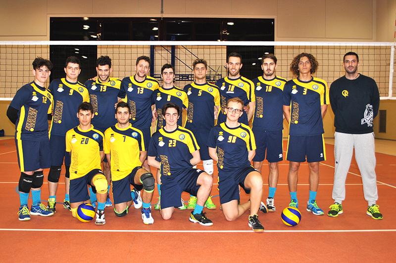Rubicone In Volley - Prima Divisione Maschile - 2015-2016