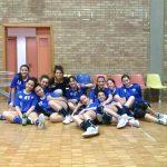 Rubicone In Volley - Under 16 femminile Blu - 2015-16 - 01