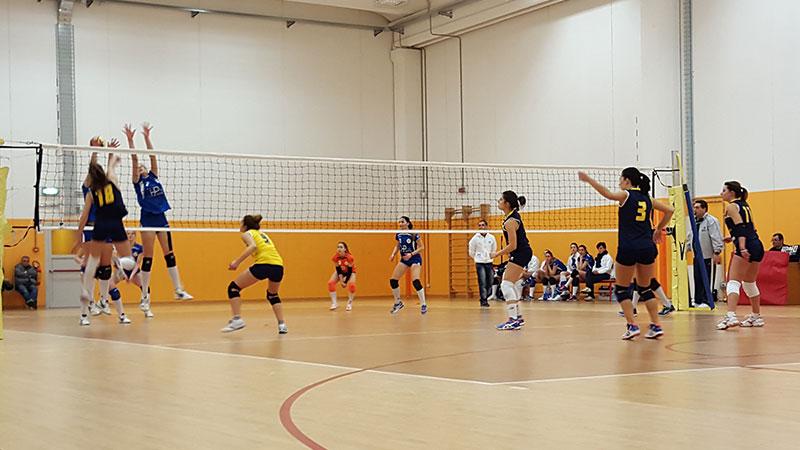 Rubicone In Volley vs Cattolica Volley - 01
