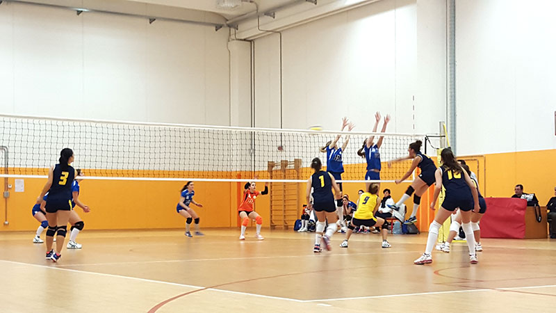 Rubicone In Volley vs Cattolica Volley - 02