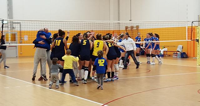 Rubicone In Volley vs Cattolica Volley - intro